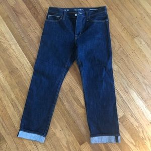 Goodfellow & Co.  Selvedge Jeans Men's 32x30